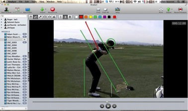 Exemple diagnostic de Swing :
